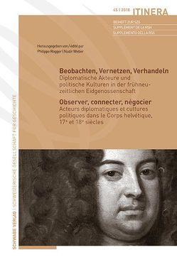 Beobachten, Vernetzen, Verhandeln Observer, connecter, négocier von Rogger,  Philippe