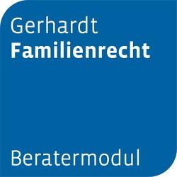 Beratermodul Gerhardt Familienrecht