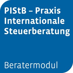 Beratermodul IWW Institut PIStB Praxis Internationale Steuerberatung