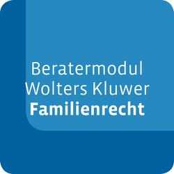 Beratermodul WoltersKluwer Familienrecht