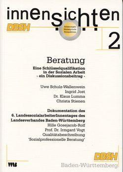 Beratung von Beilmann,  Michael, Schulz-Wallenwein,  Uwe