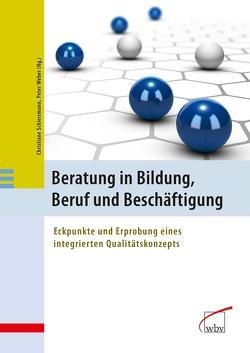 Beratung in Bildung, Beruf und Beschäftigung von Schiersmann,  Christiane, Weber,  Peter