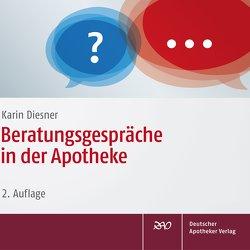 Beratungsgespräche in der Apotheke von Diesner,  Karin