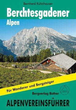 Berchtesgadener Alpen von Kühnhauser,  Bernhard