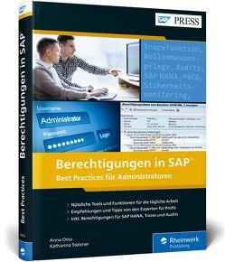 Berechtigungen in SAP von Otto,  Anna, Stelzner,  Katharina