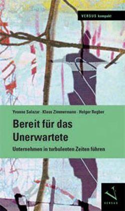 Bereit für das Unerwartete von Regber,  Holger, Salazar,  Yvonne, Zimmermann,  Klaus