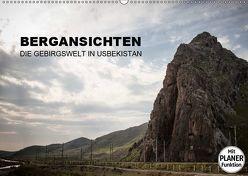 Bergansichten – Die Gebirgswelt in Usbekistan (Wandkalender 2019 DIN A2 quer) von Dobrindt,  Jeanette