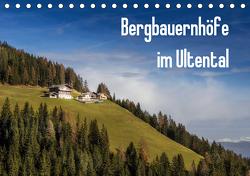 Bergbauernhöfe im Ultental (Tischkalender 2021 DIN A5 quer) von Pöder,  Gert