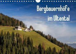 Bergbauernhöfe im Ultental (Wandkalender 2019 DIN A4 quer) von Pöder,  Gert