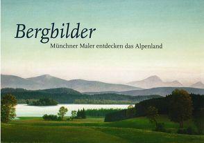 Bergbilder von Schlossmuseum des Marktes Murnau