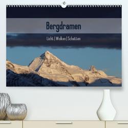 Bergdramen (Premium, hochwertiger DIN A2 Wandkalender 2020, Kunstdruck in Hochglanz) von Hutterer,  Christine