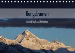 Bergdramen (Tischkalender 2019 DIN A5 quer) von Hutterer,  Christine