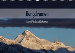 Bergdramen (Wandkalender 2019 DIN A2 quer) von Hutterer,  Christine
