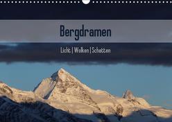 Bergdramen (Wandkalender 2019 DIN A3 quer) von Hutterer,  Christine