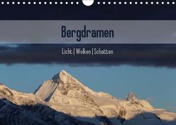 Bergdramen (Wandkalender 2019 DIN A4 quer) von Hutterer,  Christine