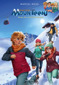 Berge, Ski und falsche Spuren von Behle,  Natalie, Naas,  Marcel