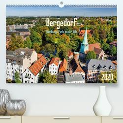 Bergedorf Hamburgs Perle an der Bille (Premium, hochwertiger DIN A2 Wandkalender 2020, Kunstdruck in Hochglanz) von Ohde,  Christian