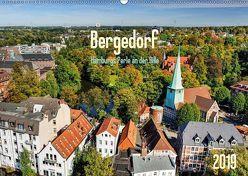 Bergedorf Hamburgs Perle an der Bille (Wandkalender 2019 DIN A2 quer) von Ohde,  Christian