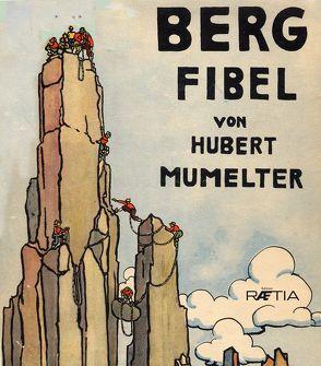Bergfibel von Mumelter,  Hubert