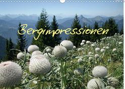 Bergimpressionen (Wandkalender 2020 DIN A3 quer) von Kapp,  Lilo