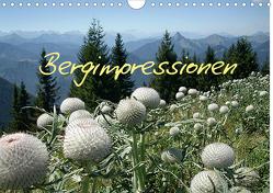 Bergimpressionen (Wandkalender 2020 DIN A4 quer) von Kapp,  Lilo