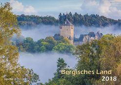 Bergisches Land 2019 Bildkalender A3 quer, spiralgebunden von Klaes,  Holger