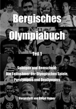 Bergisches Olympiabuch Teil 1 von Hamer,  Bernd
