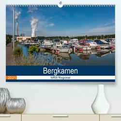 Bergkamen NRW Regional (Premium, hochwertiger DIN A2 Wandkalender 2021, Kunstdruck in Hochglanz) von Laser,  Britta
