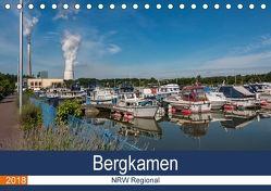 Bergkamen NRW Regional (Tischkalender 2018 DIN A5 quer) von Laser,  Britta