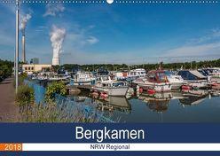 Bergkamen NRW Regional (Wandkalender 2018 DIN A2 quer) von Laser,  Britta