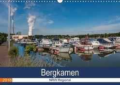 Bergkamen NRW Regional (Wandkalender 2018 DIN A3 quer) von Laser,  Britta