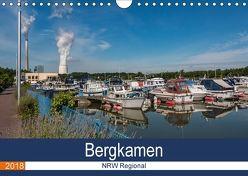 Bergkamen NRW Regional (Wandkalender 2018 DIN A4 quer) von Laser,  Britta