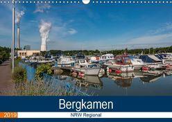Bergkamen NRW Regional (Wandkalender 2019 DIN A3 quer) von Laser,  Britta