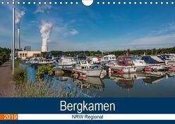 Bergkamen NRW Regional (Wandkalender 2019 DIN A4 quer) von Laser,  Britta