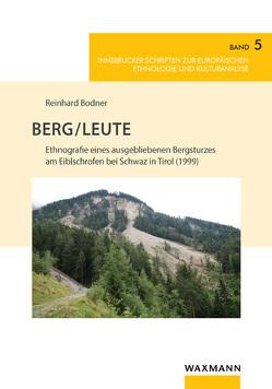 Berg/Leute von Bodner,  Reinhard