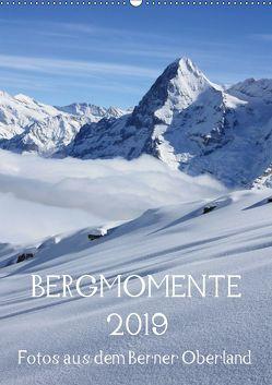 Bergmomente (Wandkalender 2019 DIN A2 hoch) von Schnittert,  Bettina