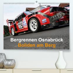 Bergrennen Osnabrück – Boliden am Berg (Premium, hochwertiger DIN A2 Wandkalender 2021, Kunstdruck in Hochglanz) von von Sannowitz,  Andreas
