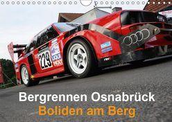 Bergrennen Osnabrück – Boliden am Berg (Wandkalender 2019 DIN A4 quer) von von Sannowitz,  Andreas