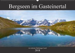 Bergseen im Gasteinertal (Wandkalender 2018 DIN A2 quer) von Kramer,  Christa