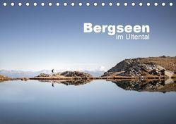 Bergseen im Ultental (Tischkalender 2019 DIN A5 quer) von Pöder,  Gert
