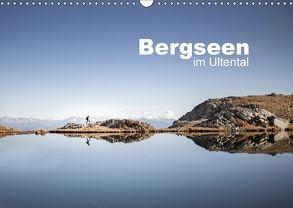 Bergseen im Ultental (Wandkalender 2018 DIN A3 quer) von Pöder,  Gert