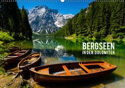 Bergseen in den Dolomiten (Wandkalender 2019 DIN A2 quer) von Gospodarek,  Mikolaj