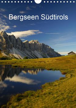 Bergseen Südtirols (Wandkalender 2020 DIN A4 hoch) von G.,  Piet