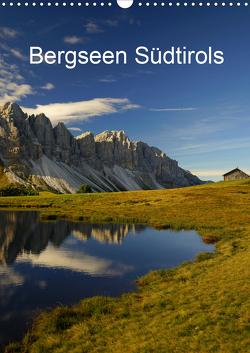 Bergseen Südtirols (Wandkalender 2021 DIN A3 hoch) von G.,  Piet