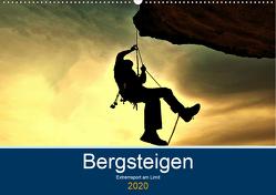Bergsteigen – Extremsport am Limit (Wandkalender 2020 DIN A2 quer) von Robert,  Boris