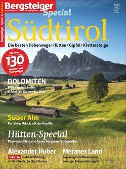 Bergsteiger Special 24: Südtirol