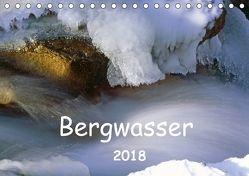 Bergwasser (Tischkalender 2018 DIN A5 quer) von Fischer,  Dieter