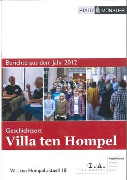 Berichte aus dem Jahr 2012 von Köhler,  Thomas, Spieker,  Christoph