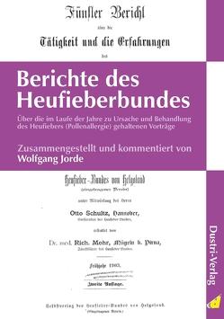 Berichte des Heufieberbundes von Jorde,  Wolfgang