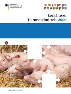 Berichte zu Tierarzneimitteln 2009 von Brandt,  Peter